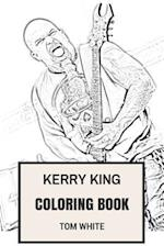 Kerry King Coloring Book