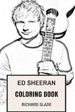 Ed Sheeran Coloring Book
