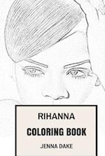 Rihanna Coloring Book