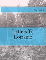 Letters to Lorraine