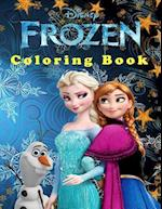 Disney Frozen Coloring Book