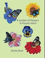 A Garden of Flowers in Peyote Stitch