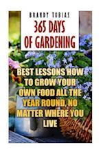 365 Days of Gardening