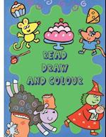 Read Colour and Draw Series 1