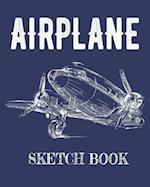 Airplane Sketch Book