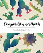 Composition Notebook