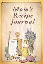 Mom's Recipe Journal