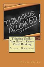 Thinking Toolkit You Have to Know-Visual Ranking