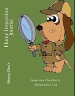 Home Inspection Journal