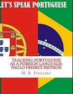 Teaching Portuguese as a Foreign Language