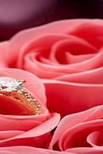Journal Weddings Diamond Ring Roses