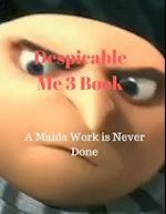 Despicable Me 3 Book