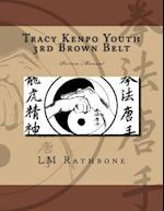 Tracy Kenpo Youth 3rd Brown Belt