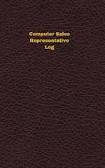Computer Sales Representative Log