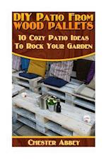 DIY Patio from Wood Pallets