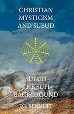 Christian Mysticism and Subud