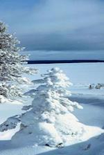 Winter Theme Journal Beautiful Scene