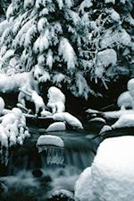Winter Theme Journal Breathtaking Scene