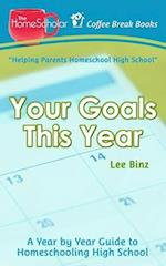 Your Goals This Year