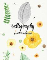 Calligraphy Practice Notebook