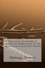 Practical Taxidermy a Manual of Instruction to the Amateur in Collecting, Preser