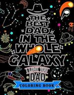 I Love You Dad Coloring Book