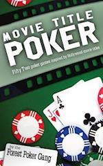 Movie Title Poker