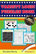Variety Logic Puzzles Book