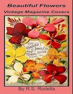 Beautiful Flowers Vintage Magazine Covers