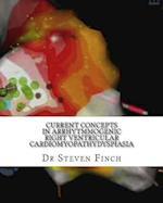 Current Concepts in Arrhytmmogenic Right Ventricular Cardiomyopathydyspiasia