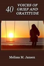 40 Voices of Grief and Gratitude