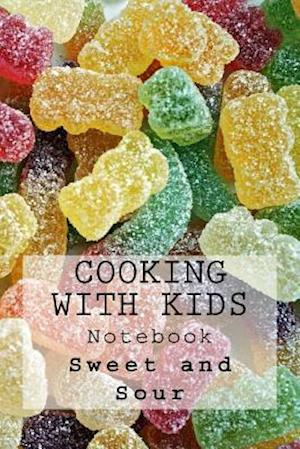 Cooking with Kids Notebook