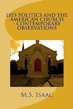 Lies Politics and the American Church