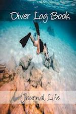 Diver Log Book