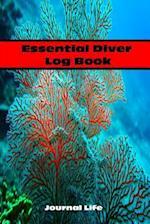 Essential Diver Log Book