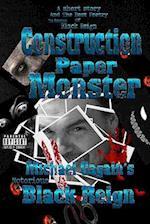 Construction Paper Monster