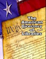 The American Directory of Libraries