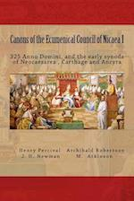 Canons of the Ecumenical Council of Nicaea I
