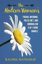 The Modern Woman's Frugal Wedding, Paleo Diet Nutrition, and Minimalism Bundle