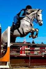Showjumping Horse and Rider Sports Journal