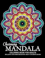 Charming Mandala Coloring Book for Adults