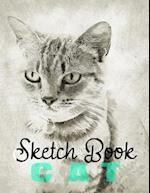 Sketch Book Cat