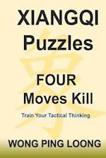 Xiangqi Puzzles Four Moves Kill