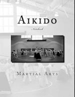 Aikido Martial Arts Notebook