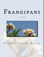 Frangipani Notebook