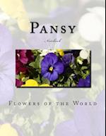 Pansy Notebook