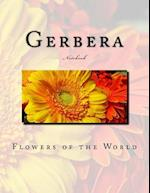 Gerbera Notebook
