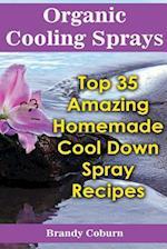 Organic Cooling Sprays
