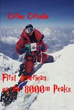 First American on the 8000m Peaks!