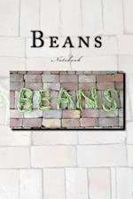 Beans Notebook
